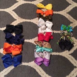 Girl's Hair bows